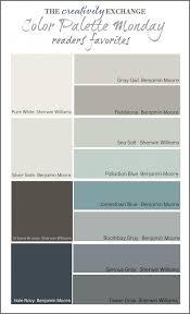 readers u0027 favorite paint colors color palette monday chocolate