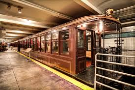 Google Maps Subway by Google Virtual Tour Of The New York Transit Museum Nyc