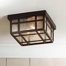 Flush Mounted Lighting Fixtures by Outdoor Flush Mount Lighting Fixtures For Patio Or Porch Lamps