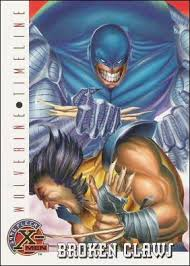 wolverine s claws wolverine why does his bone claws turn into blades