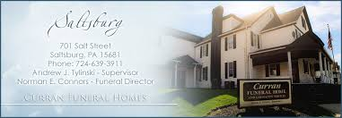 ta funeral homes curran funeral homes apollo saltsburg vandergrift leechburg