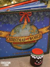 christmas around the world activities and a freebie activities