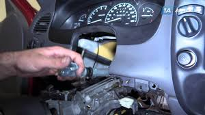How To Install Replace Steering Column Shift Tube Assembly 95 07