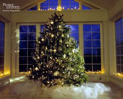 Decorated Homes Most Beautiful Christmas Decorated Homes Design Ideas Interior