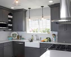 gray kitchen with white cabinets grey kitchen cabinets with dark floors tags grey kitchen cabinets