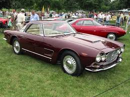 vintage maserati convertible fab wheels digest f w d maserati 5000 gt 1959 u201365