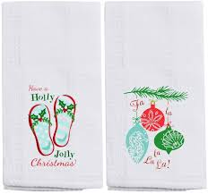 christmas towels with sayings bliss designs