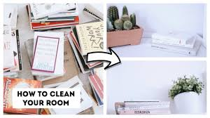 how to clean your room konmari method youtube