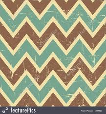 chevron pattern in blue seamless chevron pattern