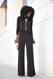 pintrest wide best 25 black wide leg jumpsuit ideas on pinterest women s gold