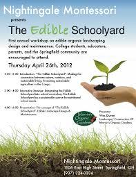 the edible edible schoolyard nightingale montessori