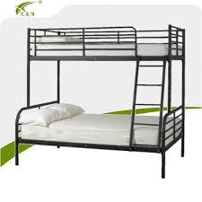 Dormitory Metal Double Bed Design Furnituresteel Triple Bunk Bed - Steel bunk beds