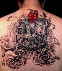god of war chinese symbol tattoo toycyte