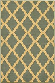 Green Trellis Rug 3 U00273x5 U00270 Area Rugs Shop