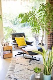 eames chair living room wohndesign elegant original eames lounge chair plant chairs