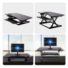 Stand Up Computer Desk by Stand Up Desk Ebay