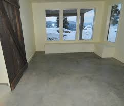 mode concrete basement concrete floors naturally look amazing and