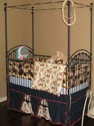 Western Boy Crib Bedding Cowboy Western Baby Boy Crib Bedding Set With Boppy And Changing