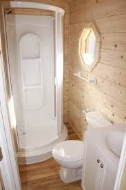 Tiny Bathrooms With Showers 8 Tiny House Bathrooms Packed With Style Hgtv S Decorating