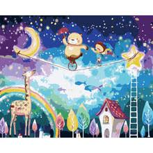 Circus Home Decor Popular Circus Paintings Buy Cheap Circus Paintings Lots From