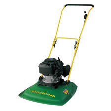 powerup lawncare products u2013 hover mower powered by a honda 4 4 hp