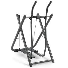 health and fitness den alpine elliptical glider machine review
