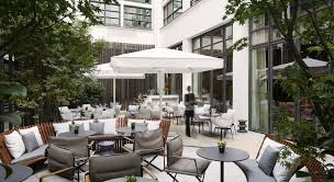 What Does El Patio Mean by Hotel Le Cinq Codet Paris Official Site Hotel Near