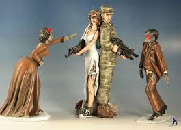 army wedding cake toppers wedding cake toppers miniature showcase wyrd forums