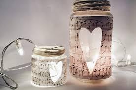 porta candele come realizzare un portacandele di natale con materiale di riciclo