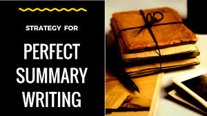 how to write strategy paper strategy to perfect summary writing gce o level english paper 2 strategy to perfect summary writing gce o level english paper 2
