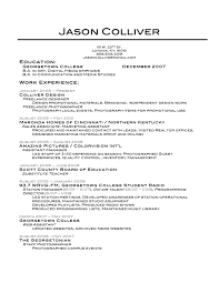 Freelance Photographer Resume Examples by Examples Of Resumes Example Resume Best For Your Job Search 81
