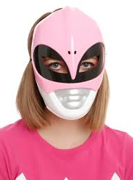 power ranger costume spirit halloween mighty morphin power rangers pink ranger mask topic