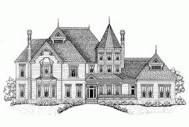 eplans queen anne house plan high style victorian 7747 square
