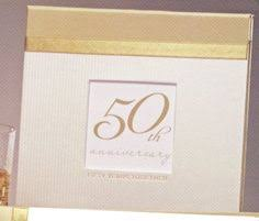 50th wedding anniversary photo album anniversary favor gift tags celebrating 50 years by katspapertrail