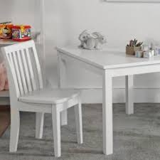 Youth Table And Chairs Childrens Furniture Finished Unfinished Custom Finished Wood