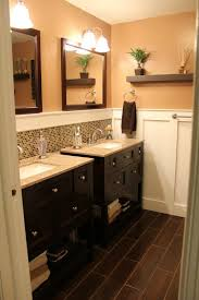 double vanity bathroom like the idea of the separate sinks and the
