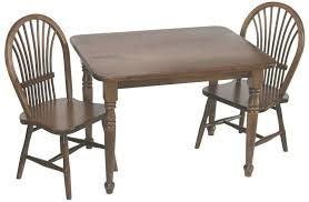 child table u0026 chairs sets amish furniture by brandenberry