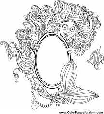 mermaid coloring 21 mermaids color mermaid