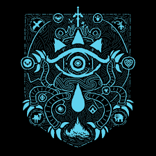 check out this botw guardian design i created breath of the