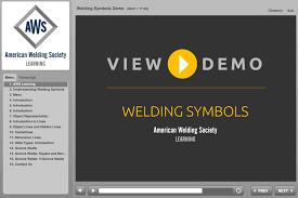 understanding welding symbols american welding society education