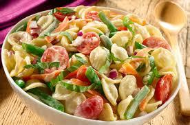 creamy pasta salad recipe balsamic pasta salad recipe