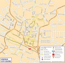 lincoln city map lincoln map map vacations travel destinations