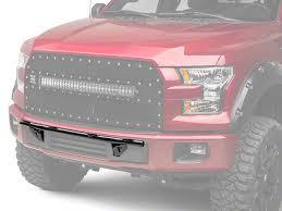f150 bumper light bar smittybilt f 150 street bumper light bar 130070 15 18 f 150