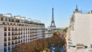 parisian apartments with views of the eiffel tower u2013 robb report