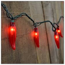 red chili pepper lights red chili pepper christmas lights