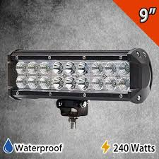led security light bar bottom mount led light bars light bar supply