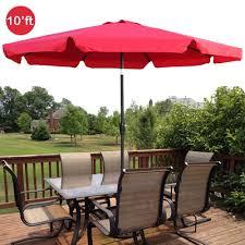 10 Foot Patio Umbrella Patio 10 Patio Umbrella Pythonet Home Furniture