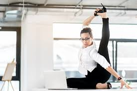 leg exercises at desk hamstring stretches to do at the desk at work livestrong com