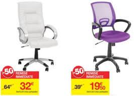 chaise de bureau en solde soldes carrefour hiver 2016 fauteuil manager blanc à 32