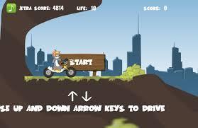 game tom va jerry dua xe choi game tom va jerry dua xe